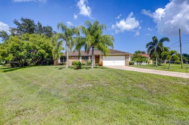 681 SW College Park Road, Port Saint Lucie, FL 34953 (MLS #A11094863) :: Douglas Elliman