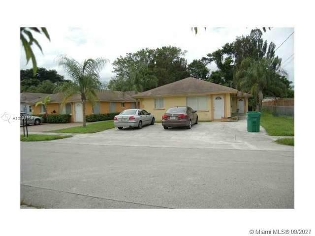 11980 SW 217th St, Miami, FL 33170 (MLS #A11094915) :: Green Realty Properties