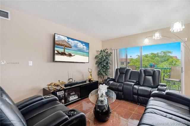 1221 SW 122nd Ave #414, Miami, FL 33184 (MLS #A11094959) :: Search Broward Real Estate Team