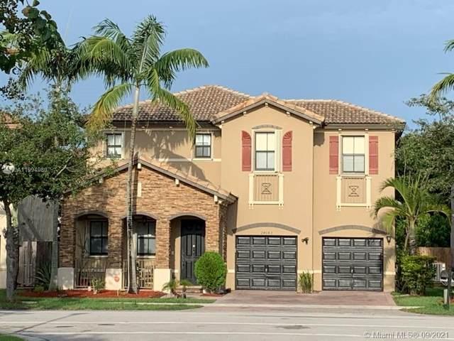 24083 SW 112th Pl, Homestead, FL 33032 (MLS #A11094980) :: Douglas Elliman