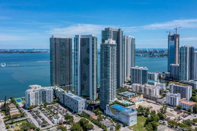 501 NE 31st St #3510, Miami, FL 33137 (MLS #A11095010) :: Berkshire Hathaway HomeServices EWM Realty