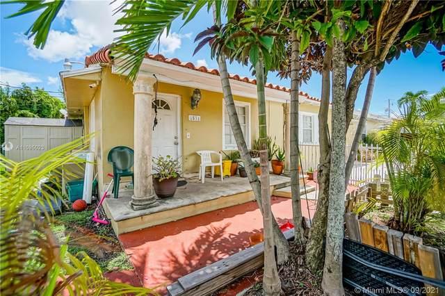 1531 NW 34th Ave, Miami, FL 33125 (MLS #A11095023) :: Douglas Elliman