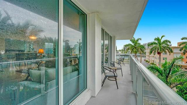 2751 S Ocean Dr 301N, Hollywood, FL 33019 (MLS #A11095036) :: GK Realty Group LLC