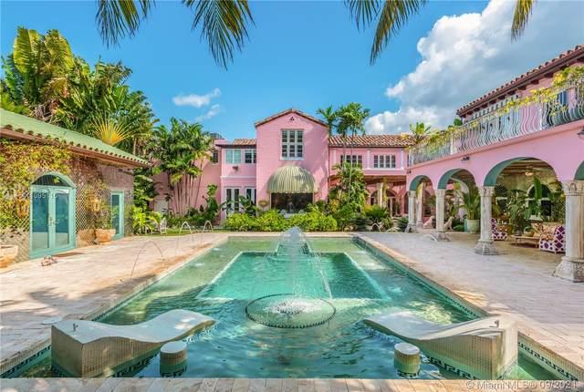 5454 Pine Tree Dr, Miami Beach, FL 33140 (MLS #A11095110) :: CENTURY 21 World Connection