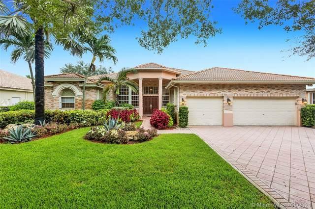 12863 Spring Lake Dr, Cooper City, FL 33330 (MLS #A11095114) :: Search Broward Real Estate Team