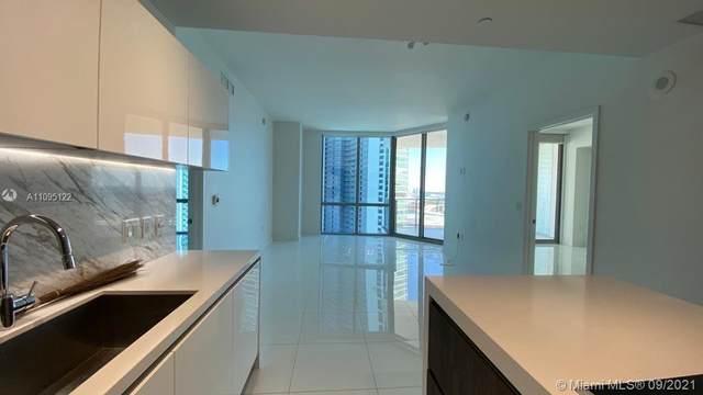 851 NE 1st Ave #2207, Miami, FL 33132 (MLS #A11095122) :: Douglas Elliman