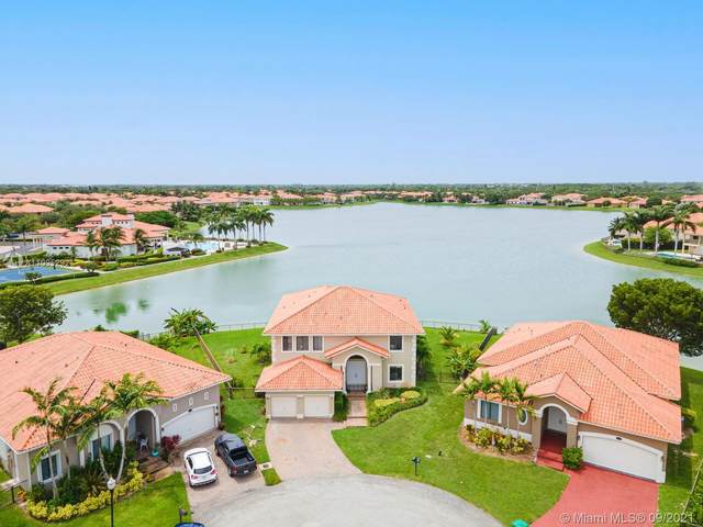 18862 SW 77th Ct, Cutler Bay, FL 33157 (MLS #A11095292) :: Onepath Realty - The Luis Andrew Group