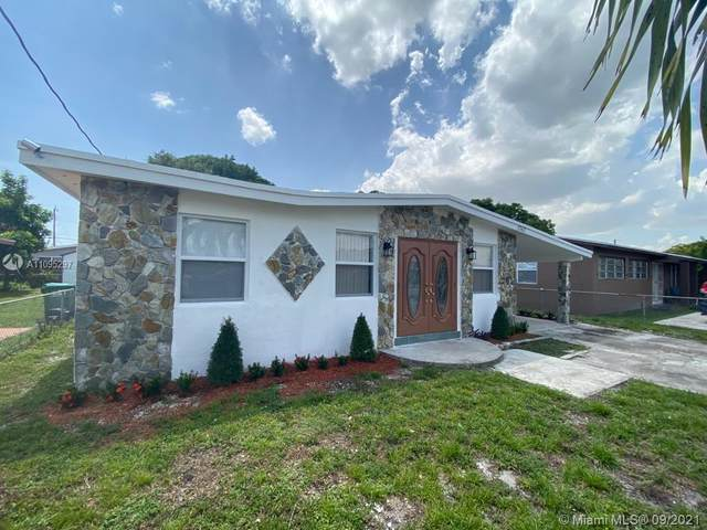 1762 NW 154th St, Miami Gardens, FL 33054 (MLS #A11095297) :: The Pearl Realty Group