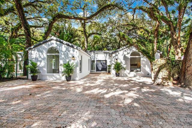 3700 Justison Road, Coconut Grove, FL 33133 (MLS #A11095343) :: The Riley Smith Group