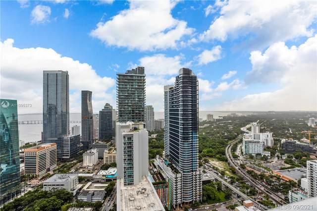 1100 S Miami Ave #4202, Miami, FL 33130 (MLS #A11095373) :: GK Realty Group LLC