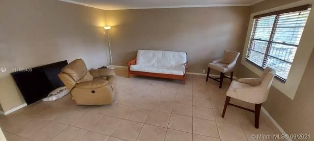 101 SW 132nd Way 202J, Pembroke Pines, FL 33027 (MLS #A11095409) :: Green Realty Properties