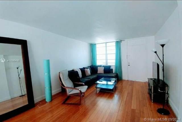 1732 Meridian Ave #704, Miami Beach, FL 33139 (MLS #A11095435) :: Green Realty Properties