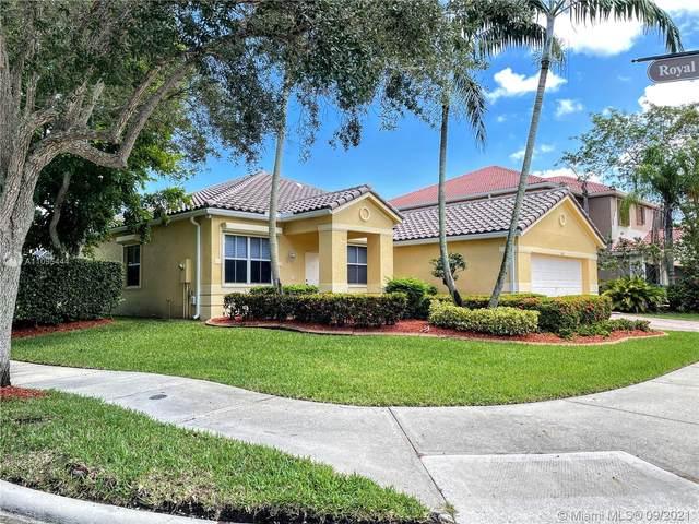1605 Orchid Bnd, Weston, FL 33327 (MLS #A11095444) :: Jo-Ann Forster Team