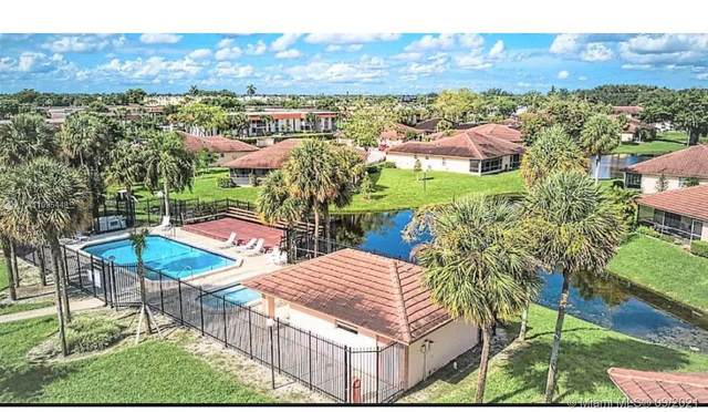 9909 Three Lakes Cir 13-A, Boca Raton, FL 33428 (MLS #A11095448) :: GK Realty Group LLC
