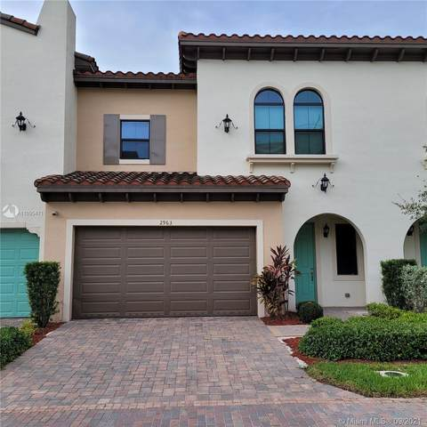 2963 NW 124th Way, Sunrise, FL 33323 (MLS #A11095471) :: Castelli Real Estate Services