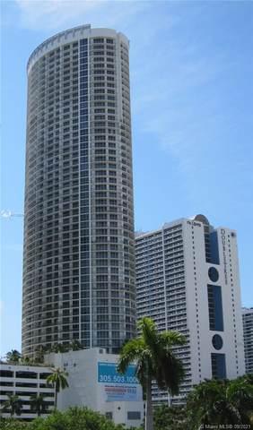 1750 N Bayshore Dr #2508, Miami, FL 33132 (MLS #A11095540) :: GK Realty Group LLC