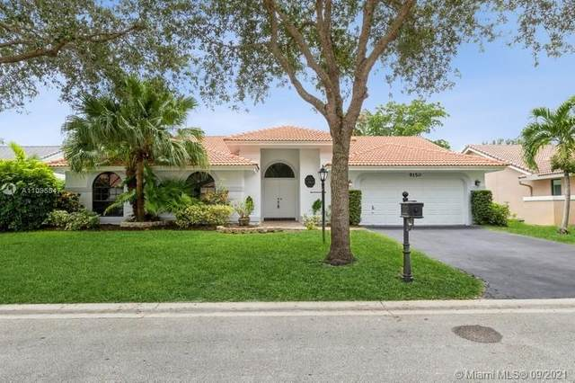 9150 NW 53rd St, Coral Springs, FL 33067 (MLS #A11095547) :: The Rose Harris Group