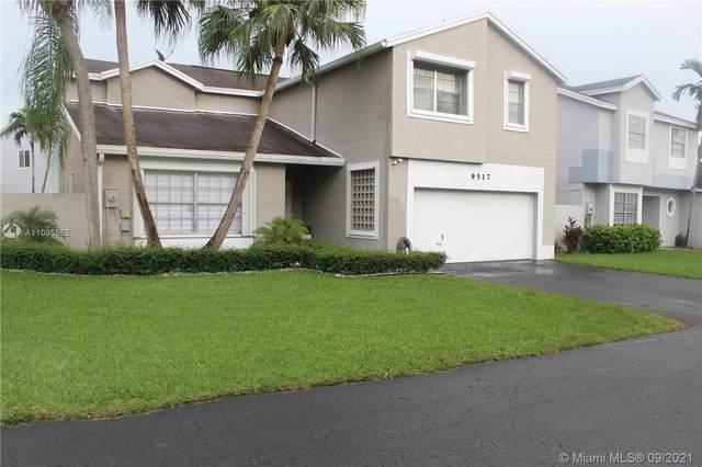 9517 SW 146th Pl, Miami, FL 33186 (MLS #A11095552) :: CENTURY 21 World Connection