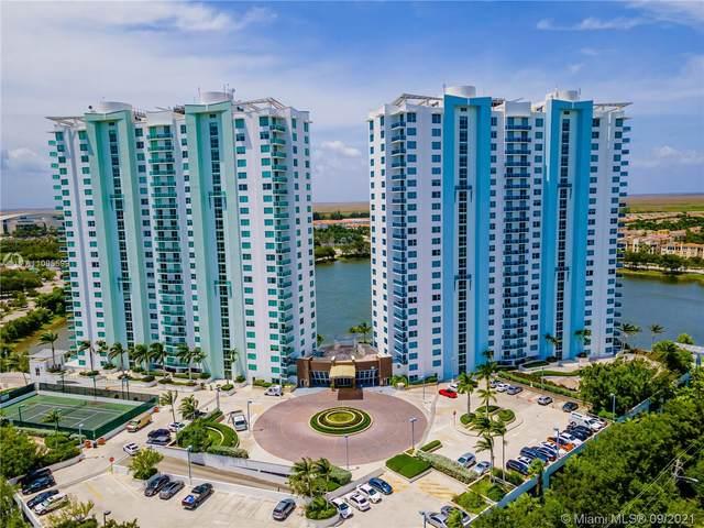 2681 N Flamingo Rd 2007S, Sunrise, FL 33323 (MLS #A11095599) :: Green Realty Properties