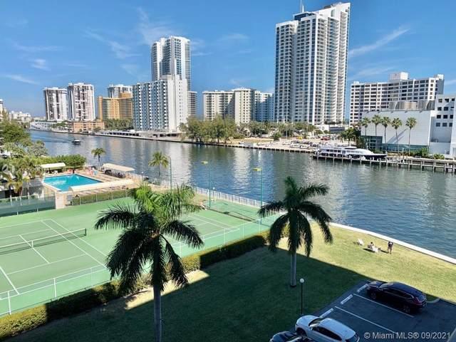 400 Leslie Dr #619, Hallandale Beach, FL 33009 (MLS #A11095615) :: Berkshire Hathaway HomeServices EWM Realty