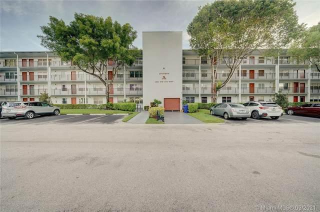 1251 SW 134th Way 410A, Pembroke Pines, FL 33027 (MLS #A11095762) :: GK Realty Group LLC