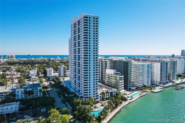 1330 West Ave #910, Miami Beach, FL 33139 (MLS #A11095775) :: Green Realty Properties