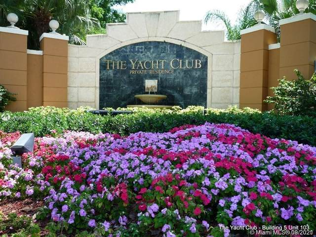 19501 E Country Club Dr #9104, Aventura, FL 33180 (MLS #A11095816) :: Green Realty Properties