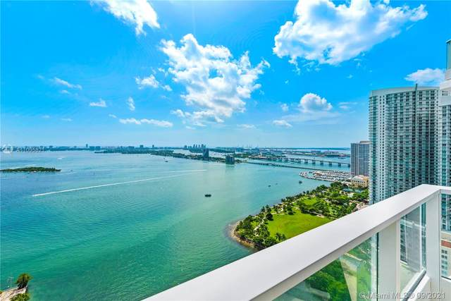 2020 N Bayshore Dr #3301, Miami, FL 33137 (MLS #A11095821) :: GK Realty Group LLC