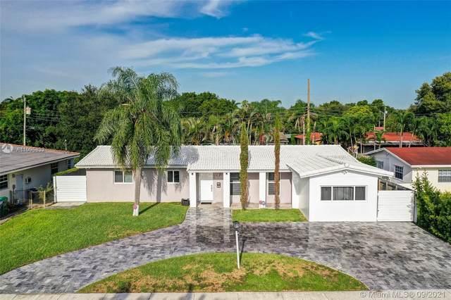 19440 NE 18th Pl, Miami, FL 33179 (MLS #A11095832) :: KBiscayne Realty