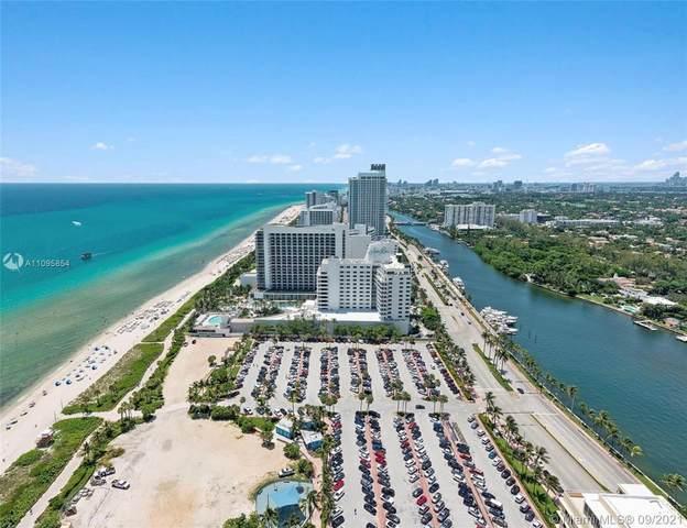 4775 Collins Ave #3704, Miami Beach, FL 33140 (MLS #A11095854) :: GK Realty Group LLC