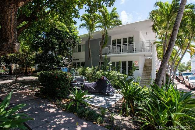 745 13th St #11, Miami Beach, FL 33139 (MLS #A11095862) :: Green Realty Properties