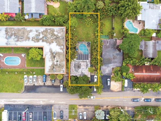 1415 NE 17th Ct, Fort Lauderdale, FL 33305 (MLS #A11095903) :: Onepath Realty - The Luis Andrew Group