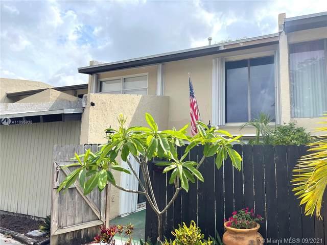 7105 SW 113th Ct #0, Miami, FL 33173 (MLS #A11095938) :: Castelli Real Estate Services