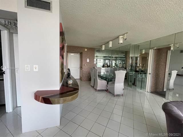 100 Bayview Dr #1503, Sunny Isles Beach, FL 33160 (MLS #A11095943) :: The MPH Team