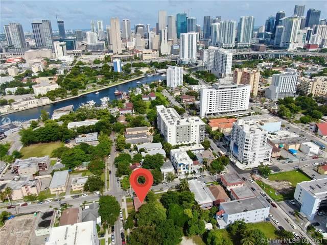 700 NW 2 St, Miami, FL 33128 (MLS #A11095954) :: The MPH Team