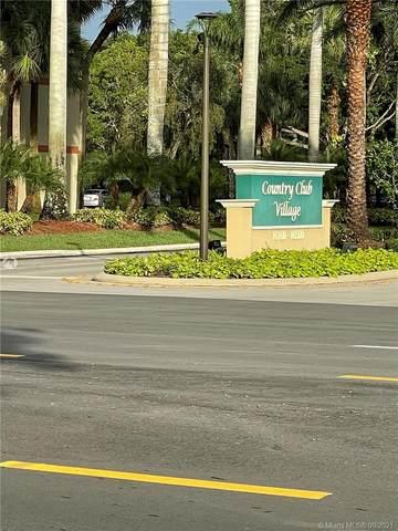 16325 Golf Club Rd #303, Weston, FL 33326 (MLS #A11095962) :: Green Realty Properties