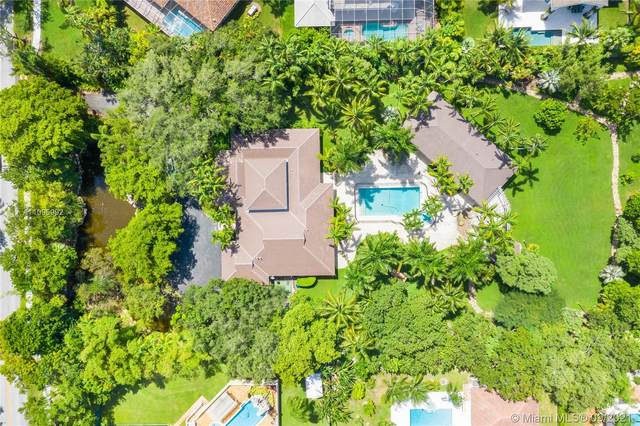 12850 SW 57th Ave, Pinecrest, FL 33156 (MLS #A11095992) :: Berkshire Hathaway HomeServices EWM Realty