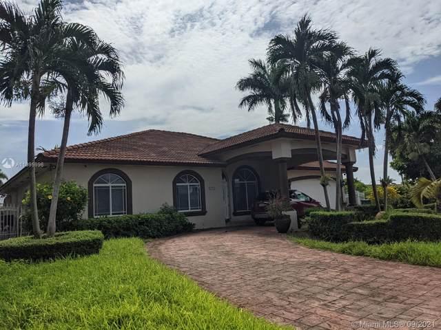3671 SW 139th Ct, Miami, FL 33175 (MLS #A11095996) :: Jo-Ann Forster Team