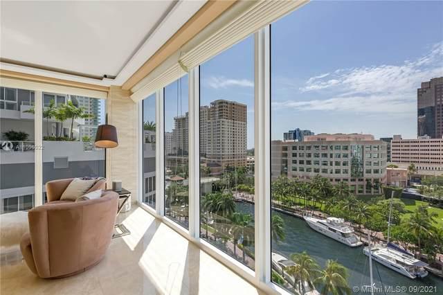 333 Las Olas Way #1010, Fort Lauderdale, FL 33301 (MLS #A11096022) :: Castelli Real Estate Services