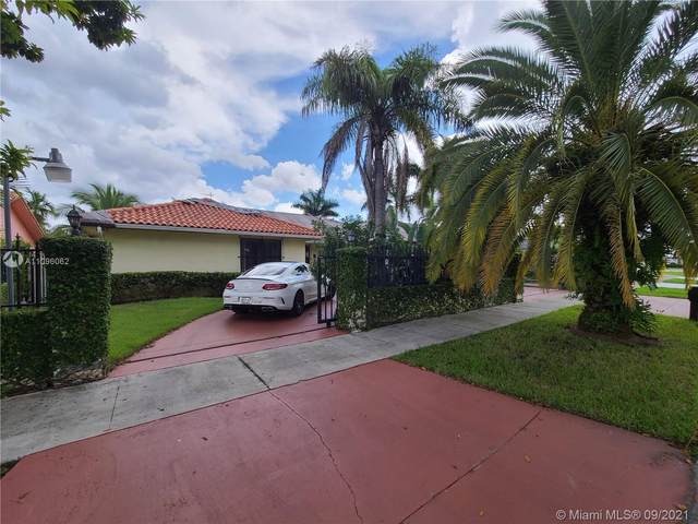 215 NW 136th Ct, Miami, FL 33182 (MLS #A11096062) :: Equity Realty