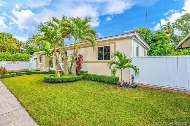 301 SW 50th Ave, Miami, FL 33134 (MLS #A11096080) :: Douglas Elliman