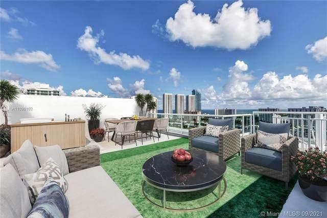 400 Sunny Isles Blvd Ph-02, Sunny Isles Beach, FL 33160 (MLS #A11096102) :: GK Realty Group LLC