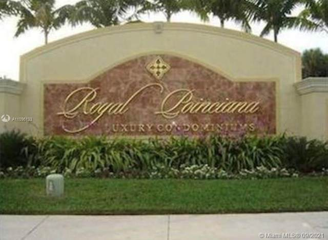 1223 SW 46th Ave #103, Pompano Beach, FL 33069 (MLS #A11096133) :: GK Realty Group LLC