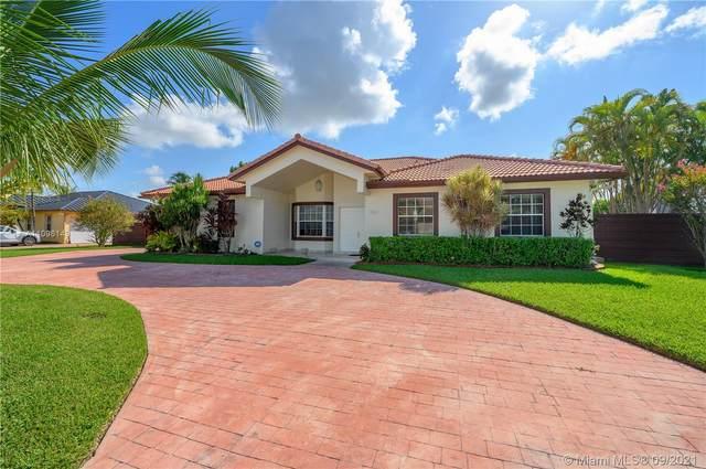 15841 SW 149th Ave, Miami, FL 33187 (MLS #A11096149) :: Jo-Ann Forster Team