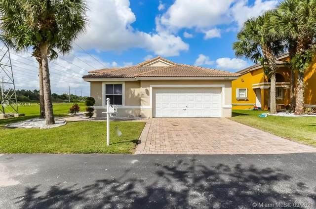 3585 SW 50th St, Hollywood, FL 33312 (MLS #A11096181) :: CENTURY 21 World Connection