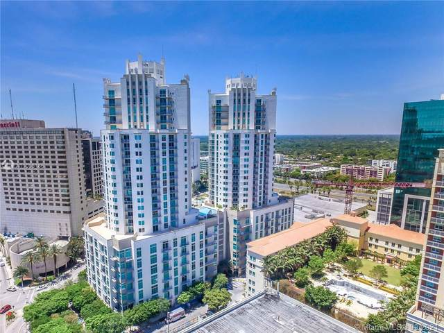 9066 SW 73rd Ct #2403, Pinecrest, FL 33156 (MLS #A11096186) :: Berkshire Hathaway HomeServices EWM Realty