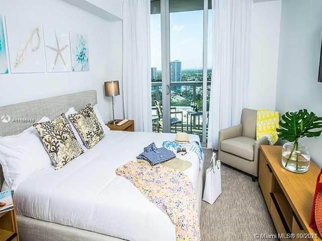 2602 E Hallandale Beach Blvd R1704, Hallandale Beach, FL 33009 (MLS #A11096188) :: Green Realty Properties