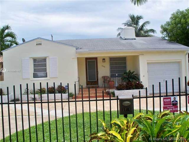2350 SW 24 ST, Coral Gables, FL 33145 (MLS #A11096192) :: Berkshire Hathaway HomeServices EWM Realty