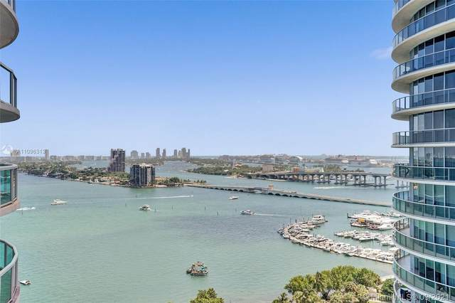 1800 N Bayshore Dr #2111, Miami, FL 33132 (MLS #A11096313) :: The Rose Harris Group