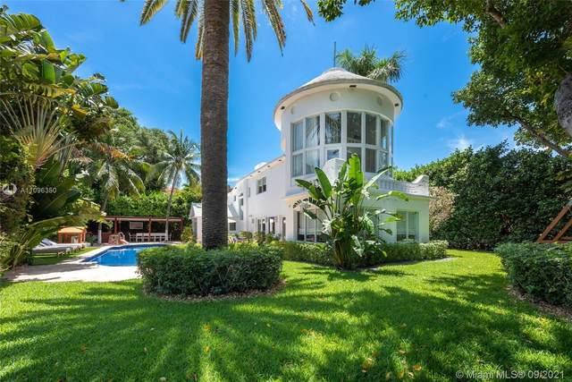 2701 N Bay Rd, Miami Beach, FL 33140 (MLS #A11096350) :: KBiscayne Realty